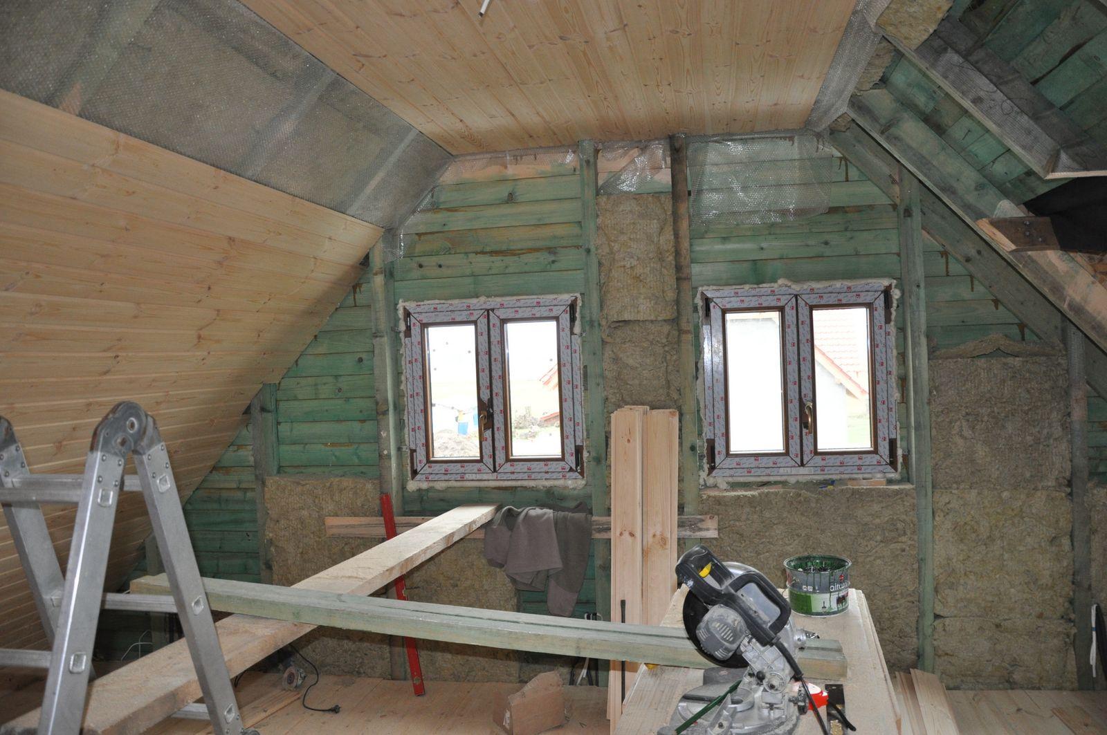 Dom drewniany Piotr - domy szkieletowe - domy z bali - domy z drewna Bozir